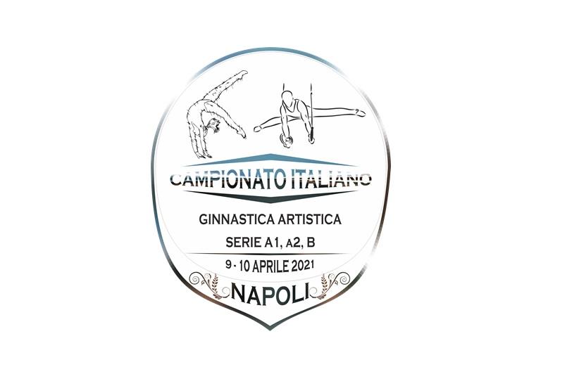 LOGISTICA TERZA PROVA SERIE A e B Ginnastica Artistica, NAPOLI 2021